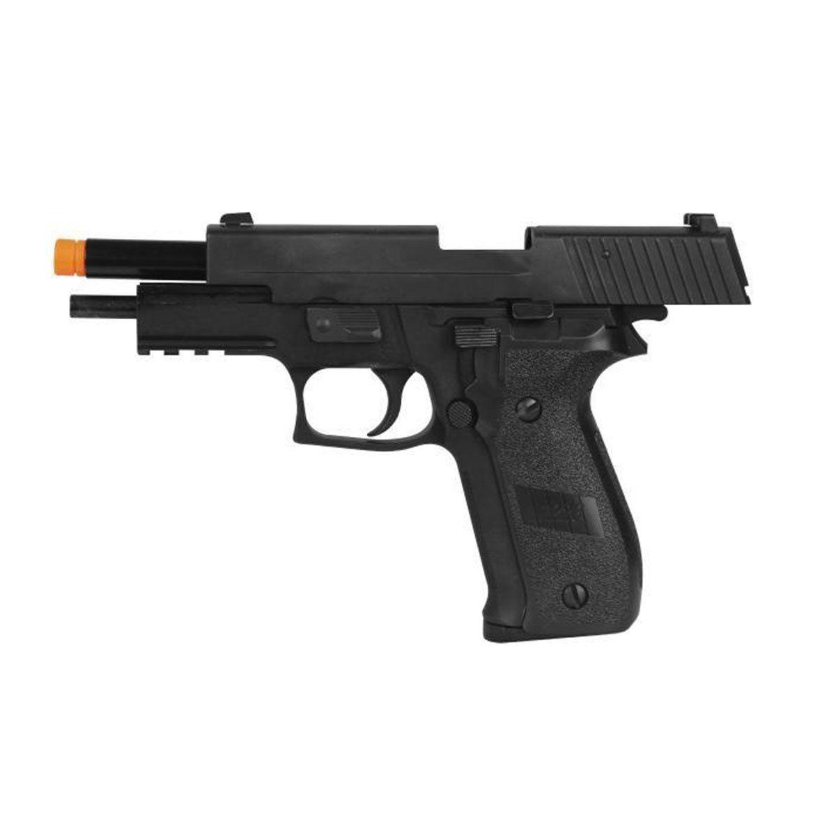 Pistola de Airsoft WE F226 Full Metal GBB NBB 6mm