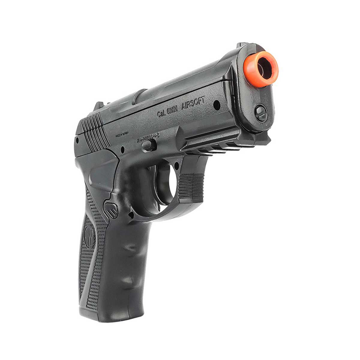 Pistola de Airsoft Wingun C11 Powered Sport CO2 6mm