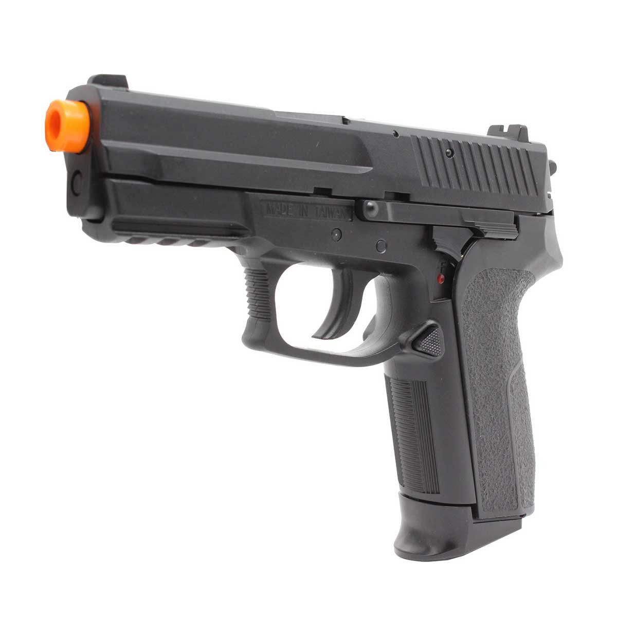 Pistola de Airsoft KWC SIG SP2022 Slide Metal NBB CO2 6mm