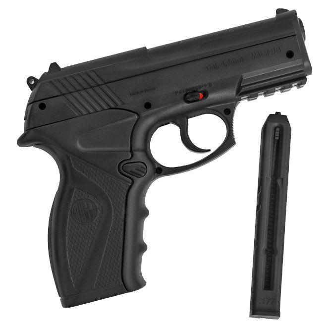 Pistola de Pressão Wingun C11 CO2 4.5mm