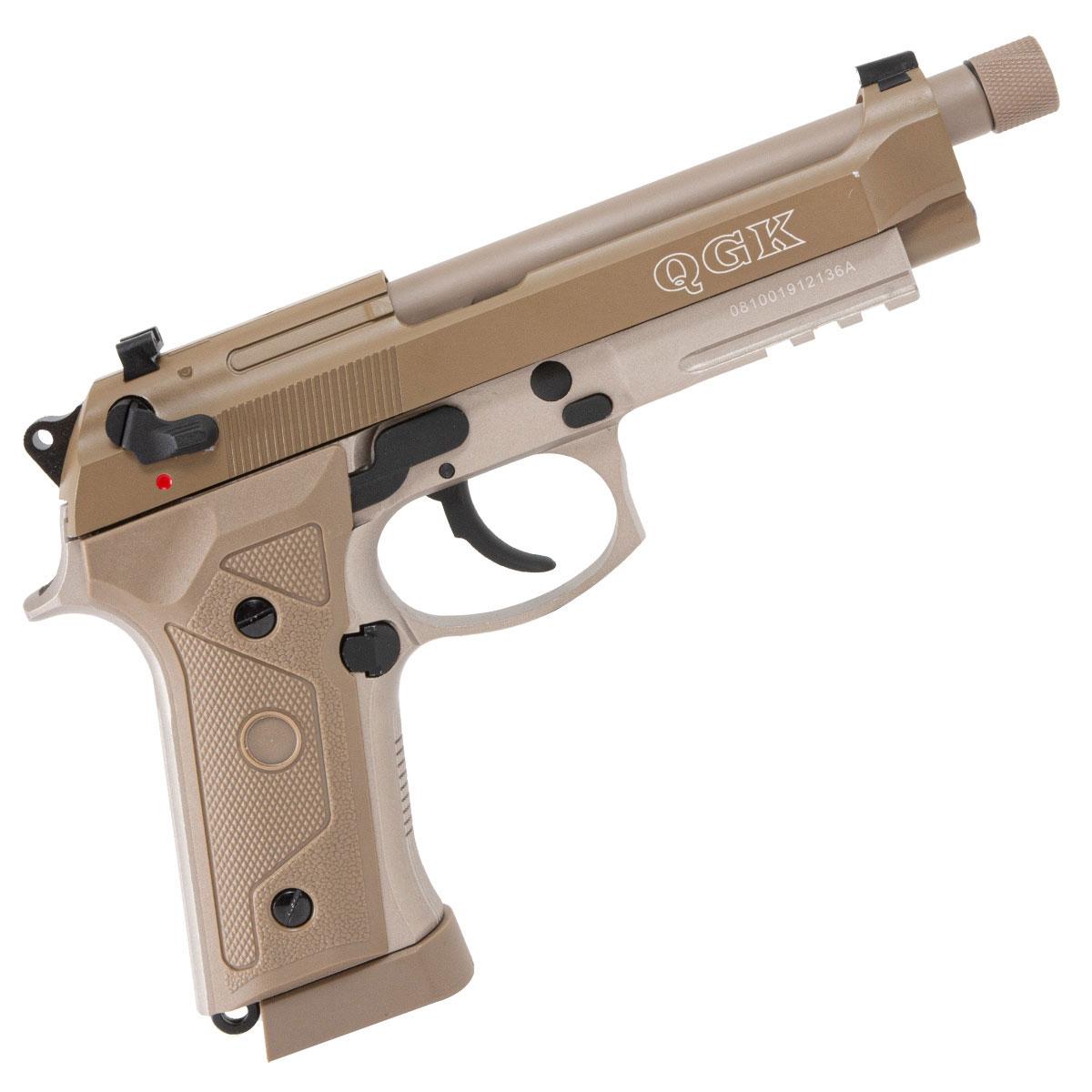 Pistola de Pressão QGK KL93 A3 TN GBB 4.5mm