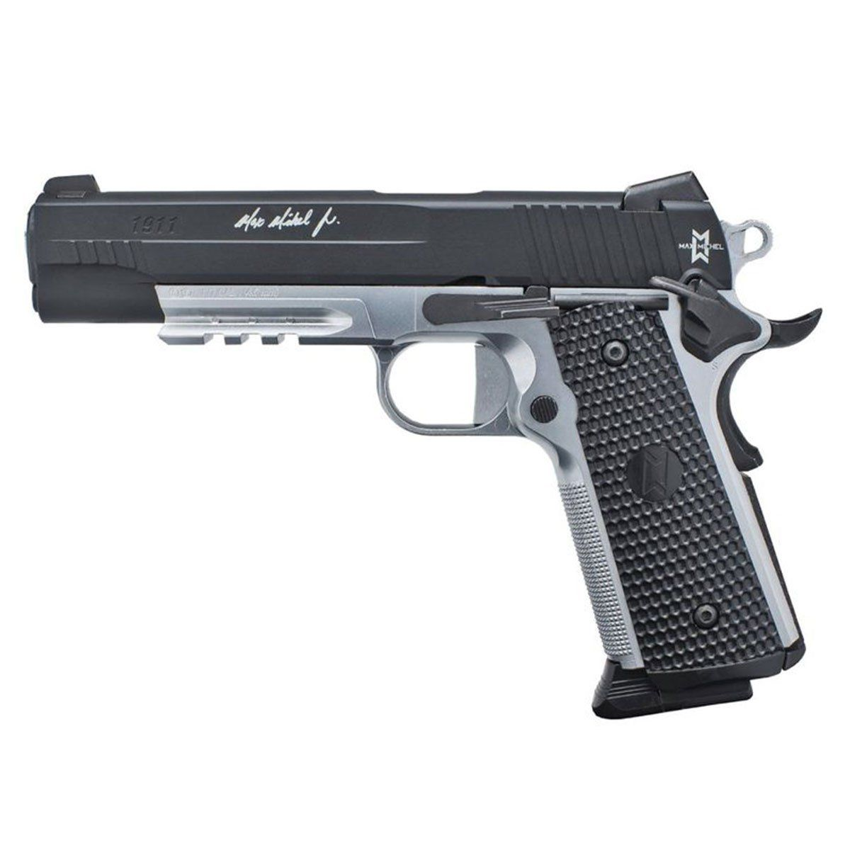 Pistola de Pressão 4,5mm Sig Sauer M1911 Max Full Metal CO2