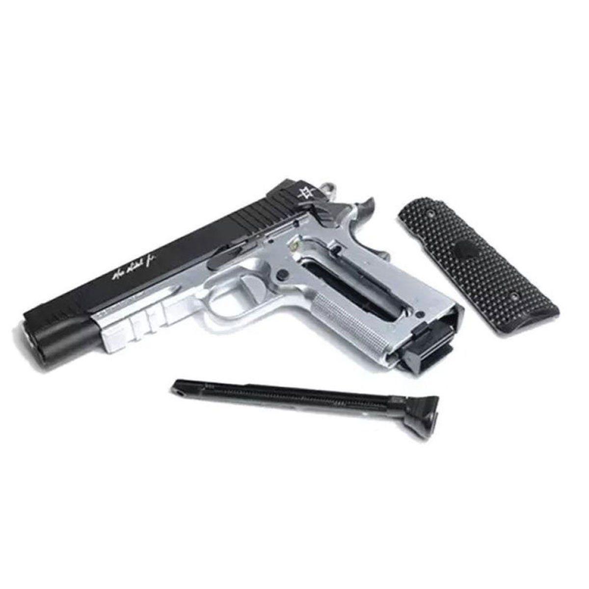 Pistola de Pressão Sig Sauer CO2 1911 Max Full Metal Blowback 4.5mm