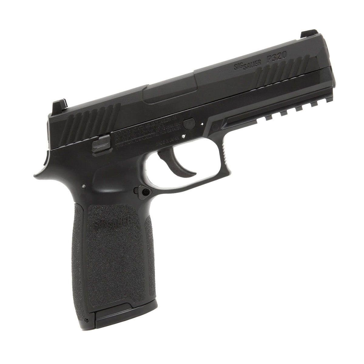 Pistola de Pressão Sig Sauer CO2 P320 Ful Metal - 4,5mm