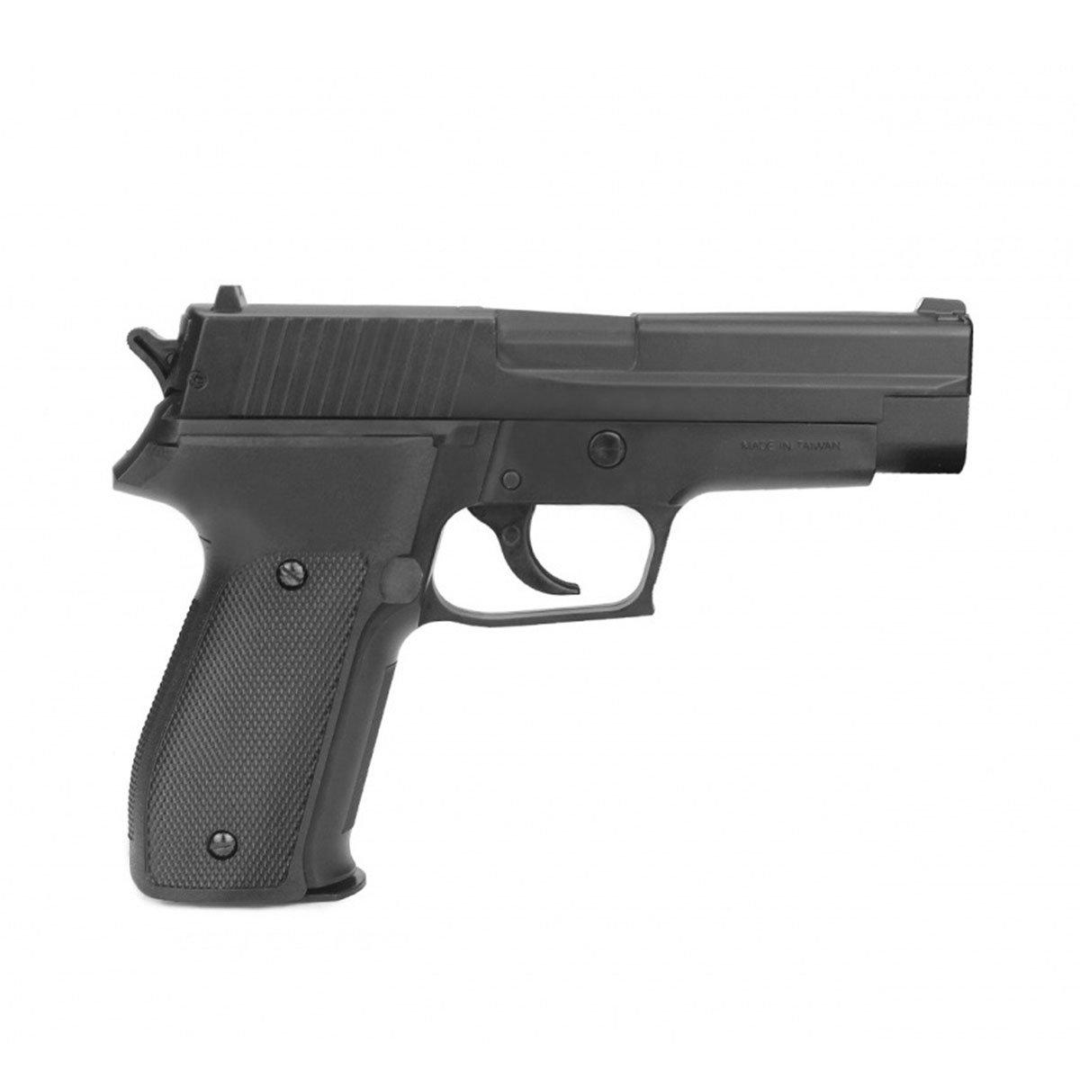 Pistola de Pressao Spring KWC P226 Mola Metal 4,5mm