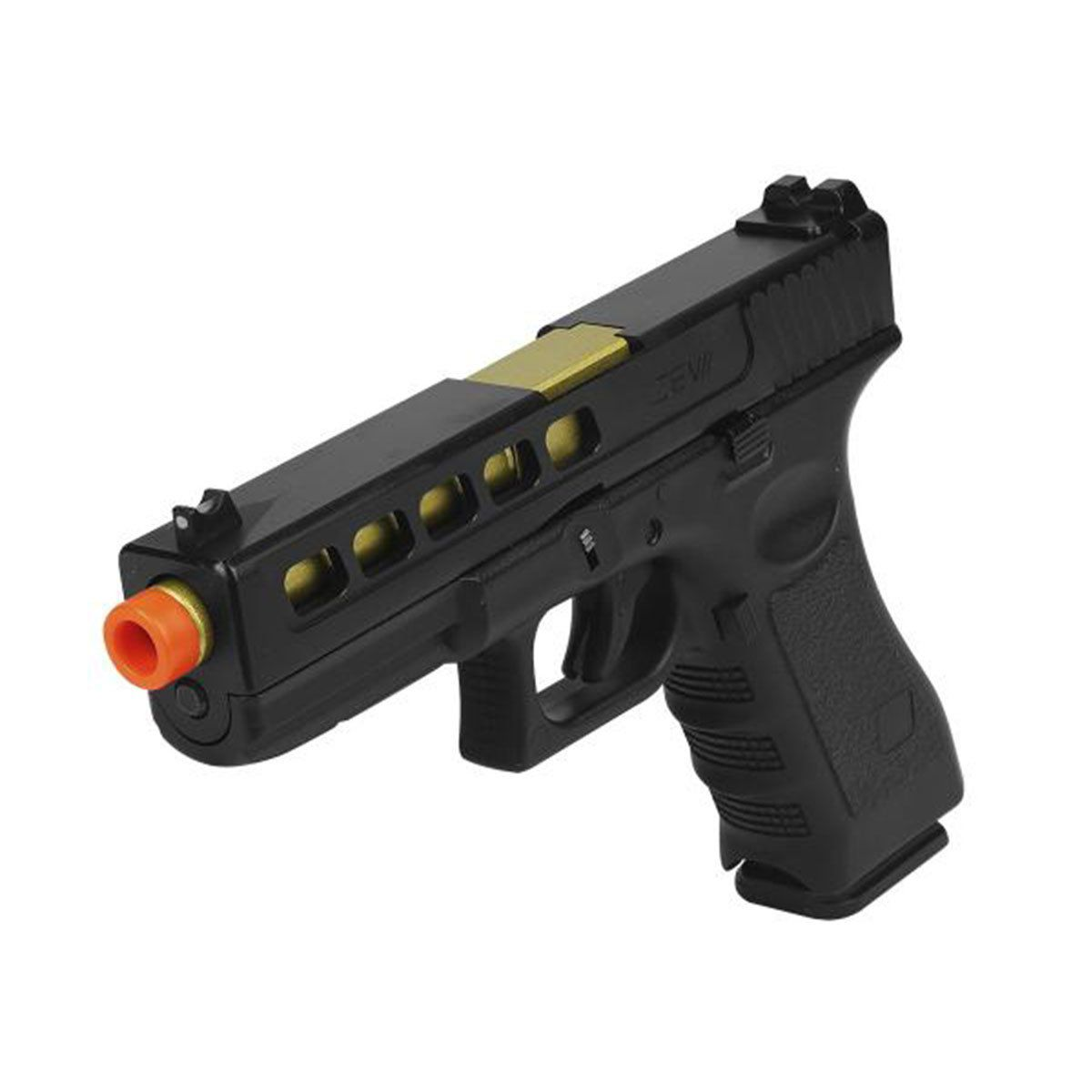 Pistola de Airsoft Double Bell G17 ZEV Mod. 3 GBB 6mm