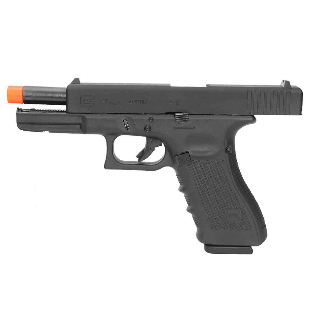 Pistola Umarex Airsoft CO2 GBB Glock G17 Calibre 6mm