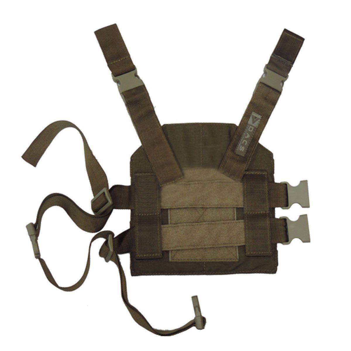 Placa Dacs para Perna Modular