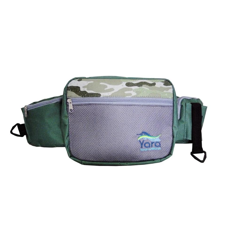 Pochete para Pesca Yara - Camuflado Verde