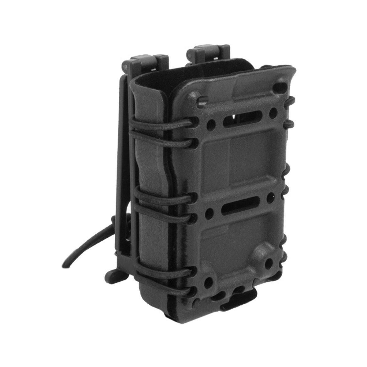 Porta Carregador FMA Scorpion para Molle Rifle Mag 7.62 Preto