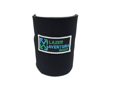 Porta Lata Neoprene Lazer e Aventura 350 ML