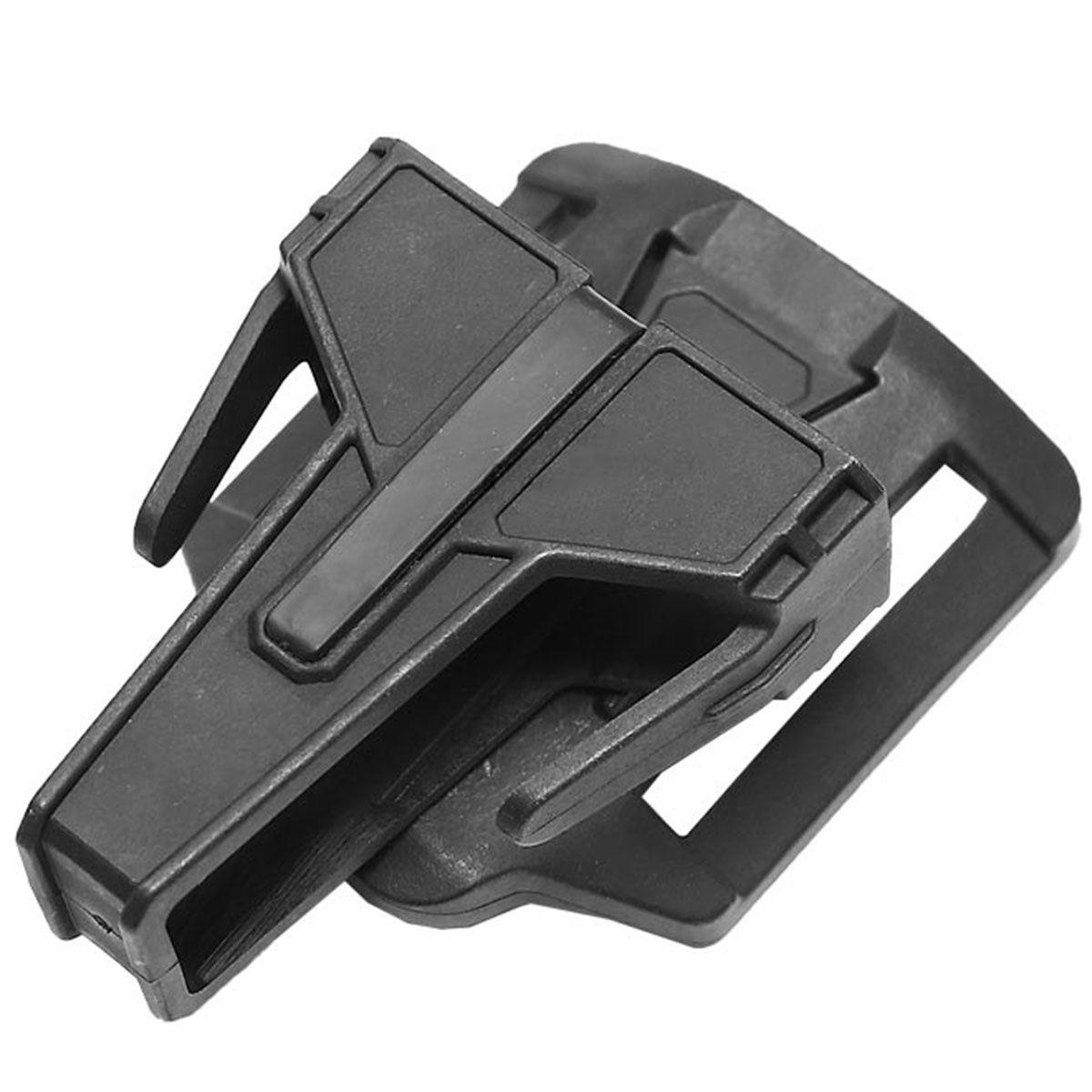 Porta Magazine FMA para Cinto Modular M4 Preto