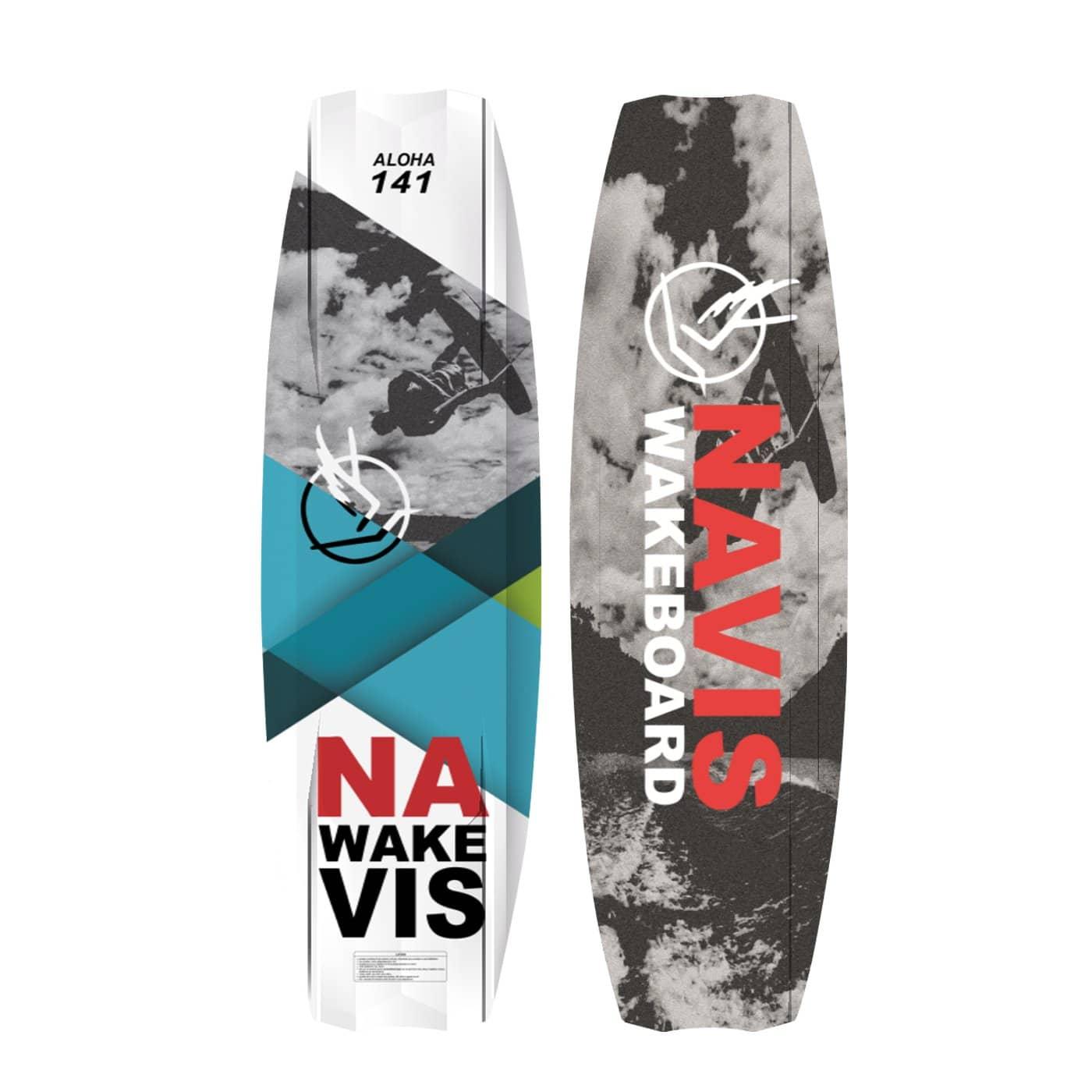 Prancha de Wakeboard Aloha 141cm Navis