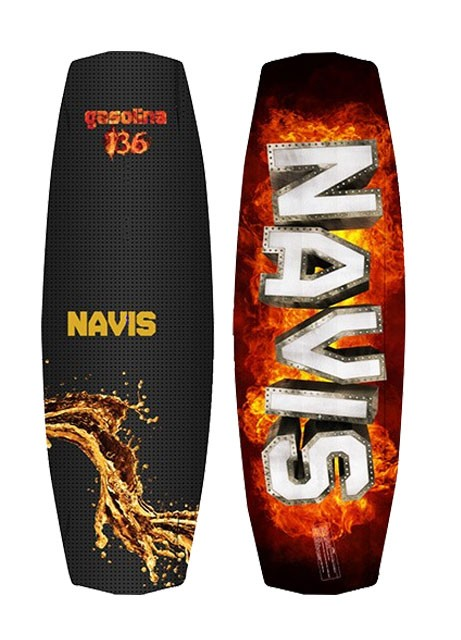 Prancha de Wakeboard Gasolina 136 Navis
