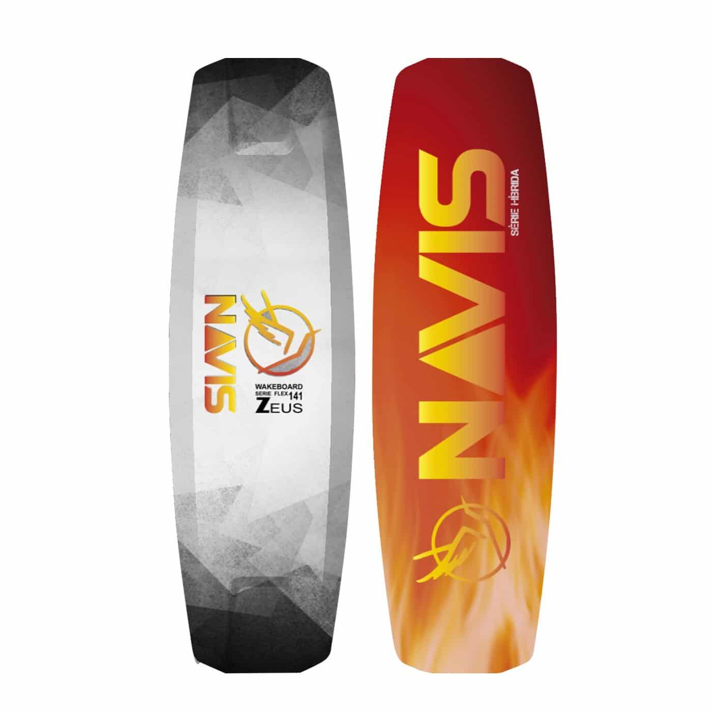 Prancha de Wakeboard Navis - Zeus 141cm