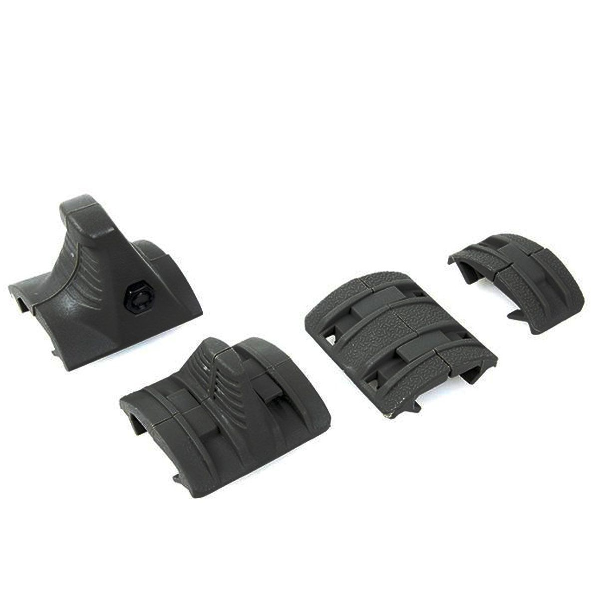 Protetor de Mão Para Trilho Ris 20mm FMA Preto