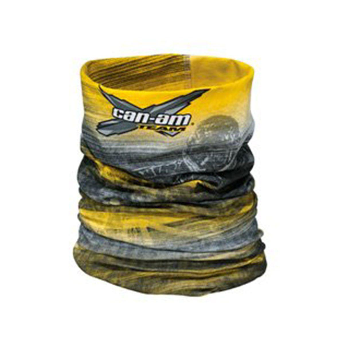 Protetor de Pescoço Tubolar Amarelo