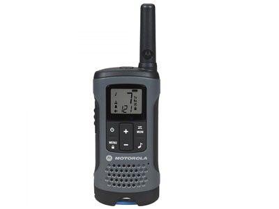 Radio Talkabout Motorola T200br 32km Cinza (Unitario)