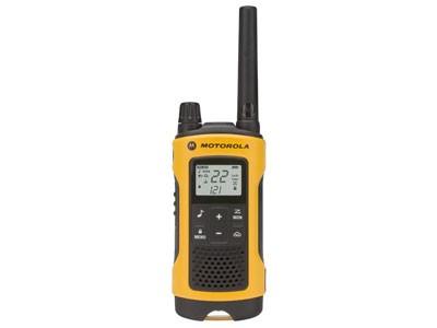 Radio Talkabout Motorola T400br 35km Amarelo (Unitario)