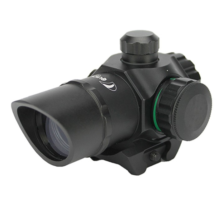 Red Dot QuickShot Airgun 1x22x02 (Trilho 22mm) - Retículo Iluminado
