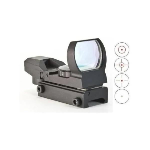 Red Dot QuickShot Airgun 1x22x32 (Trilho 22mm) - Retículo Iluminado