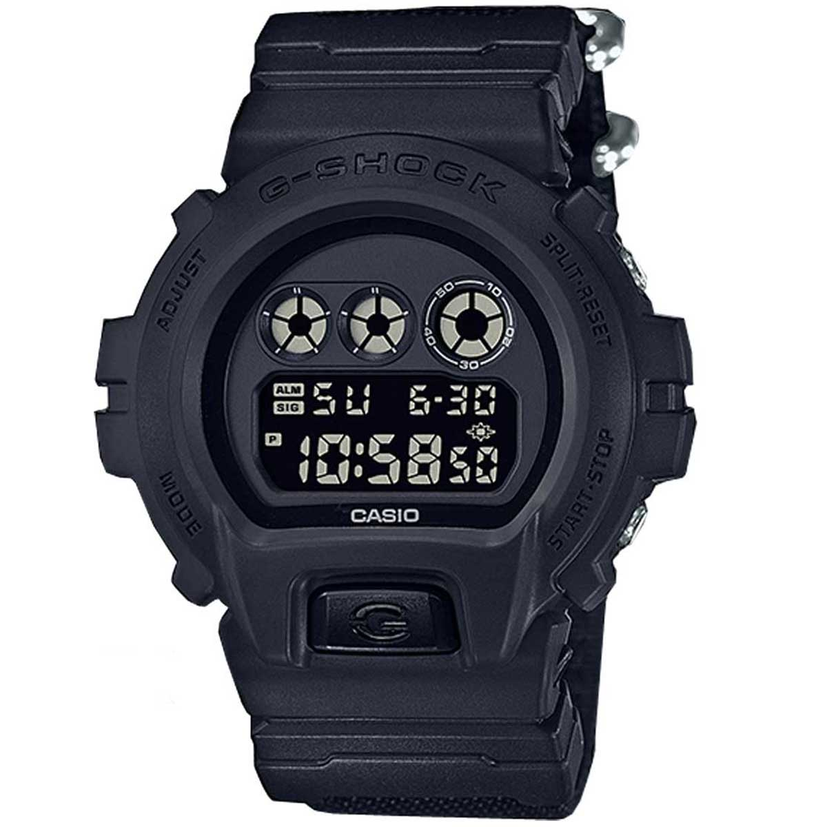 Relógio de Pulso Casio G-Shock Digital DW-6900BB-1DR