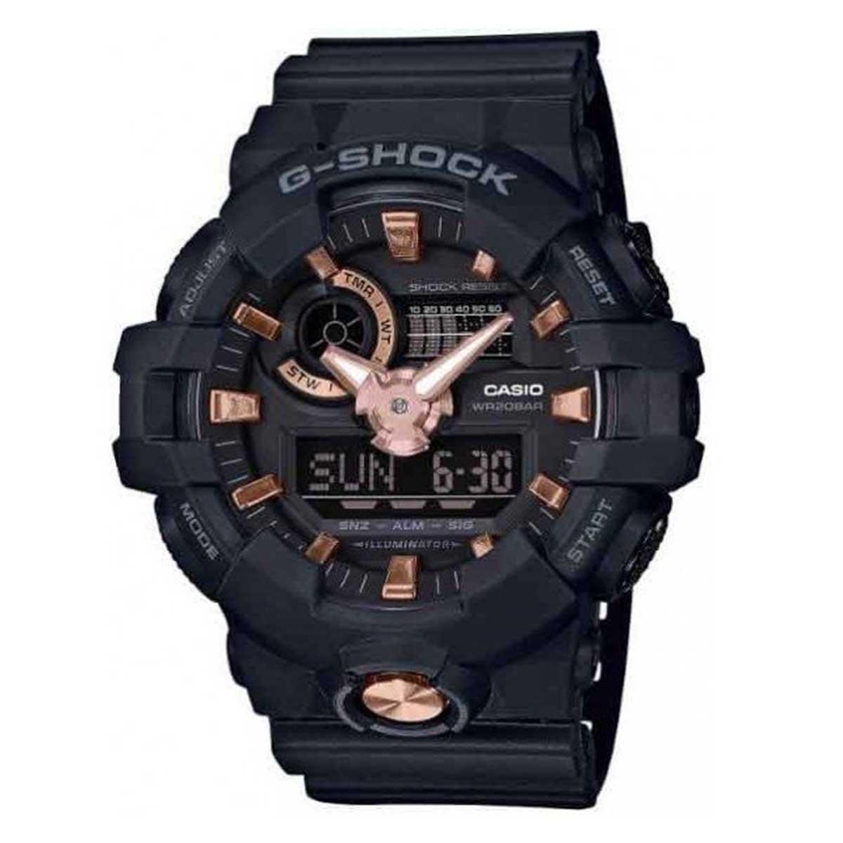 Relógio de Pulso Casio G-ShocK GA-710B-1A4DR