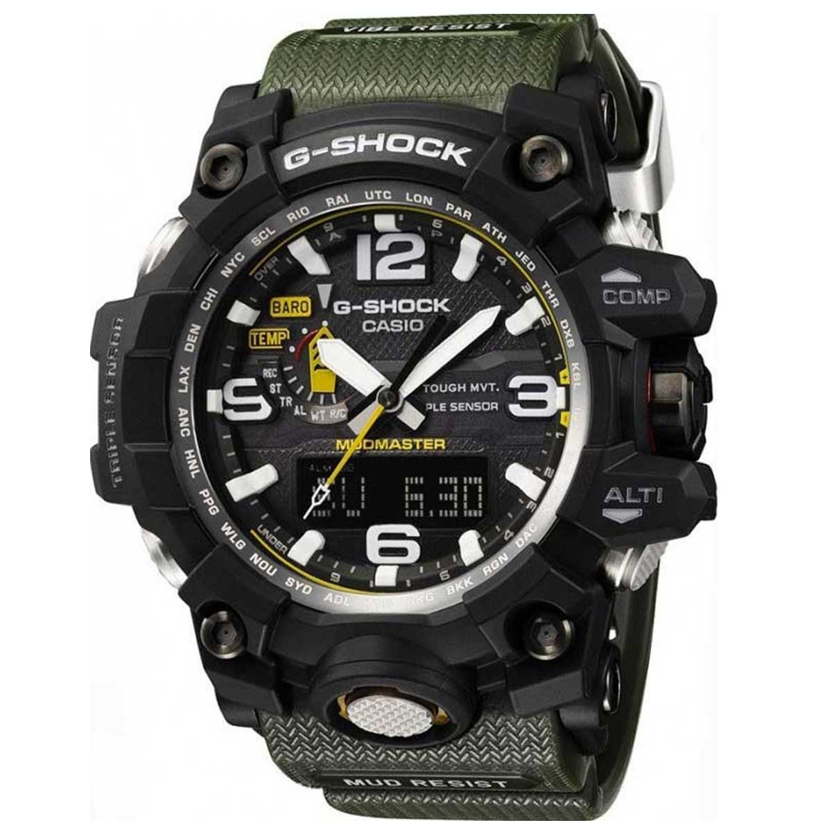 Relógio de Pulso Casio G-ShocK GWG-1000-1A3DR