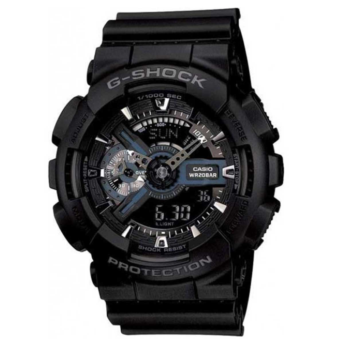 Relógio de Pulso Casio G-ShocK Modelo GA-110-1BDR