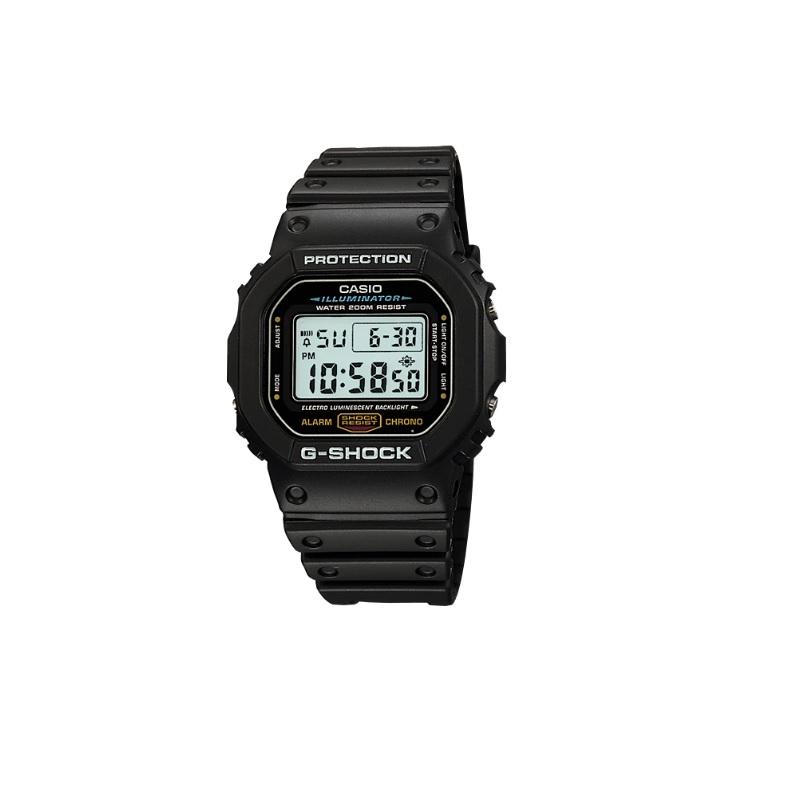 Relógio de Pulso Masculino Casio G-Shock DW-5600E-1VDF - Preto