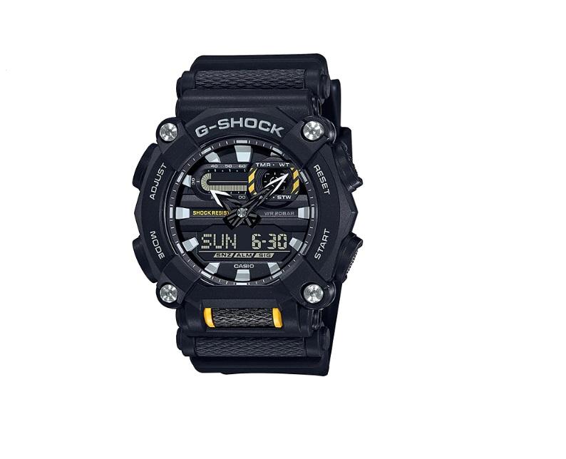 Relógio de Pulso Masculino Casio G-Shock GA-900-1ADR - Preto