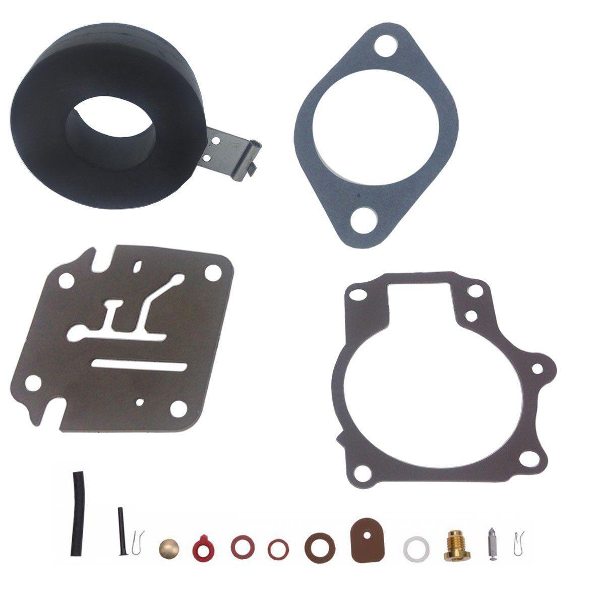 Reparo Carburador Evinrude 25/30 HP