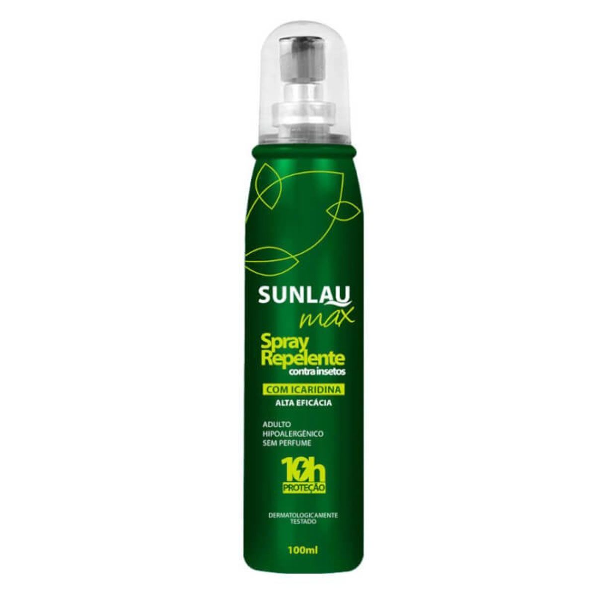 Repelente Spay Sunlau Max - 100ML