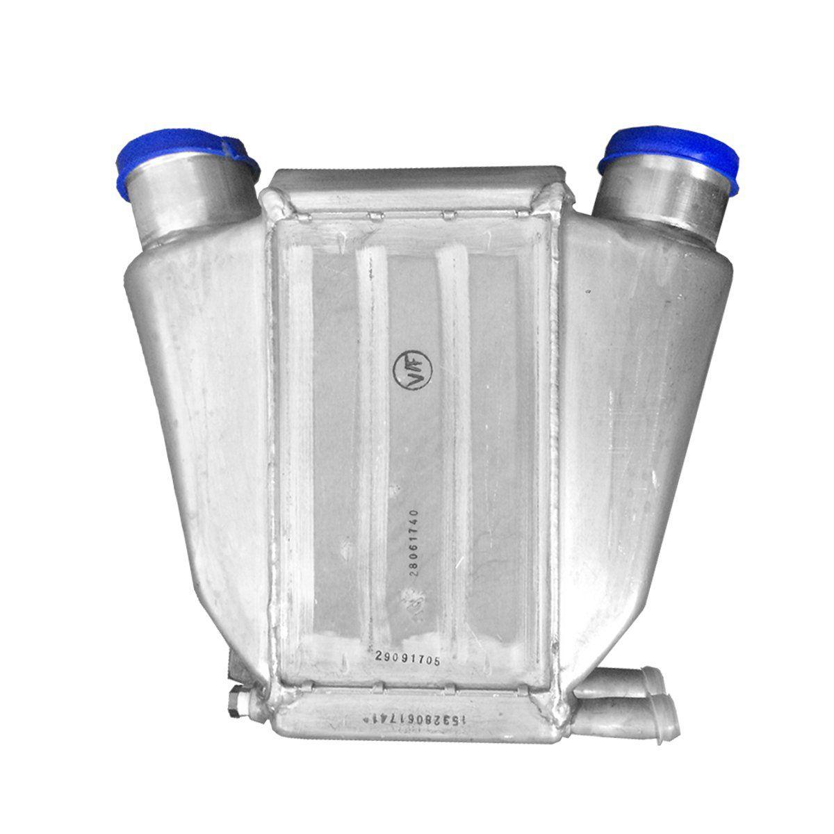 Resfriador de Ar do Motor - Intercooler