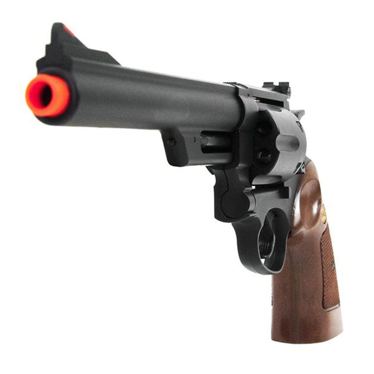 Revólver de Airsoft UHC UA932B Spring 6mm
