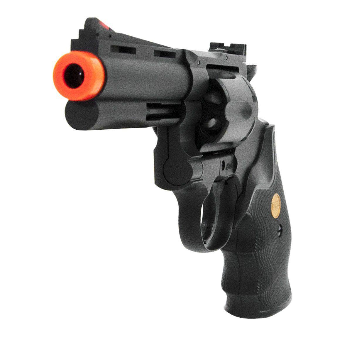 Revólver de Airsoft UHC UA937B Spring 6mm