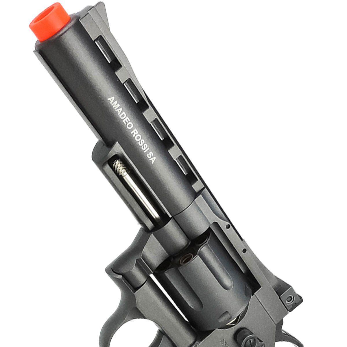 Revólver de Airsoft Rossi Wingun 38 WG M701 Metal CO2 6mm