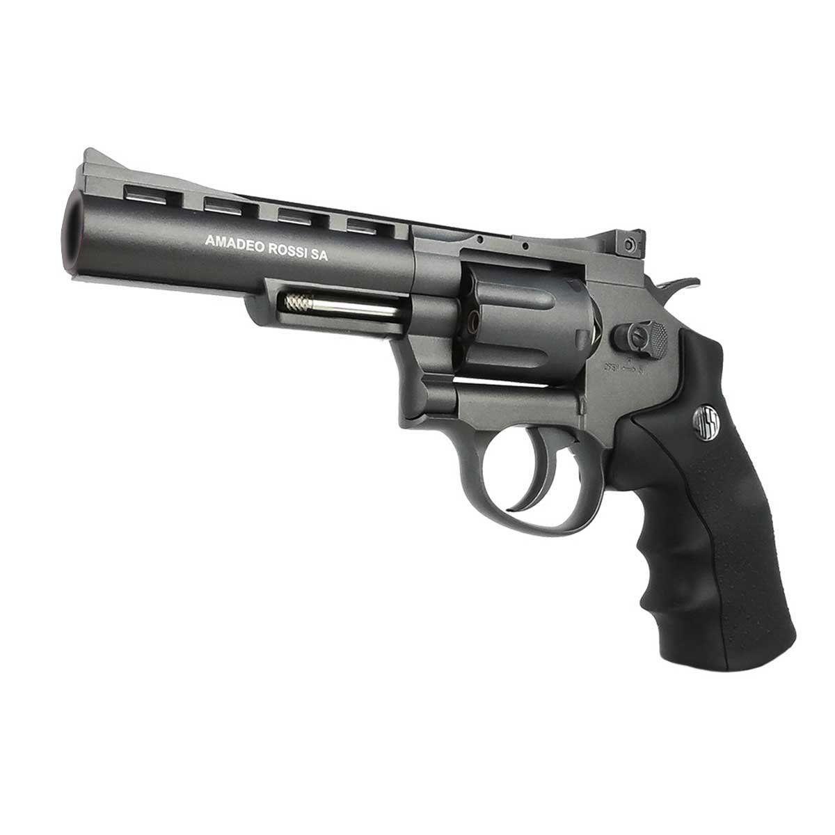 Revólver de Pressão Rossi Wingun 38 M701 4,5mm