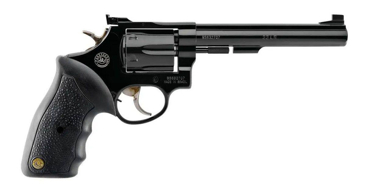 Revolver De Fogo Taurus RT96/6 .22 LR 6