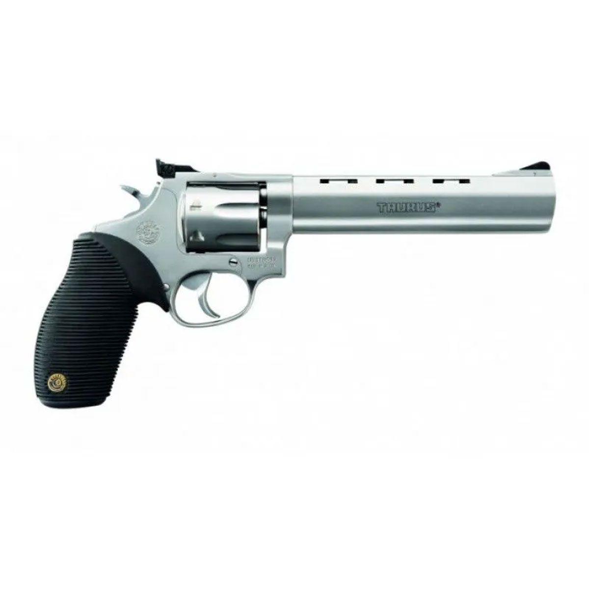 Revolver De Fogo Taurus RT970/7 .22 LR 6,5 Inox