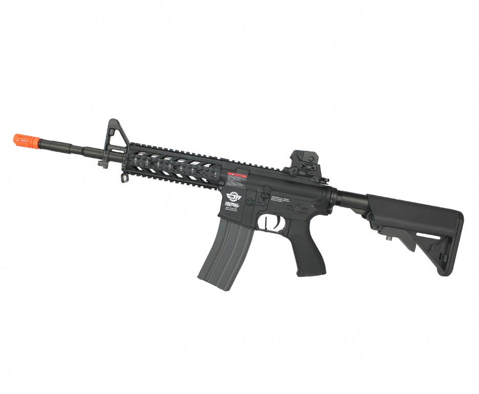 RIFLE AIRSOFT CM16 RAIDER L UNICA