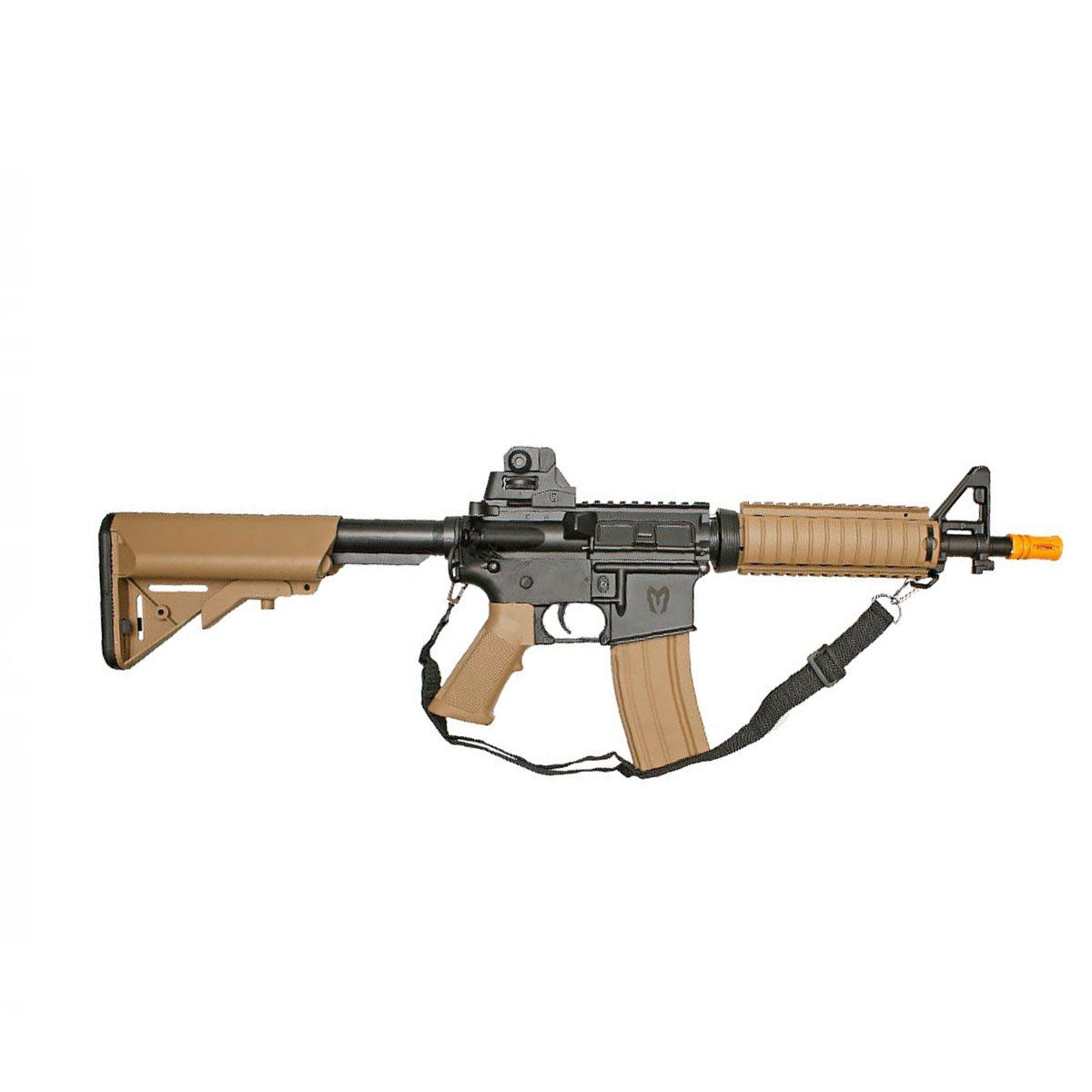 Rifle de Airsoft Cybergun Colt M4A1 Semi Metal Elétrico 6mm