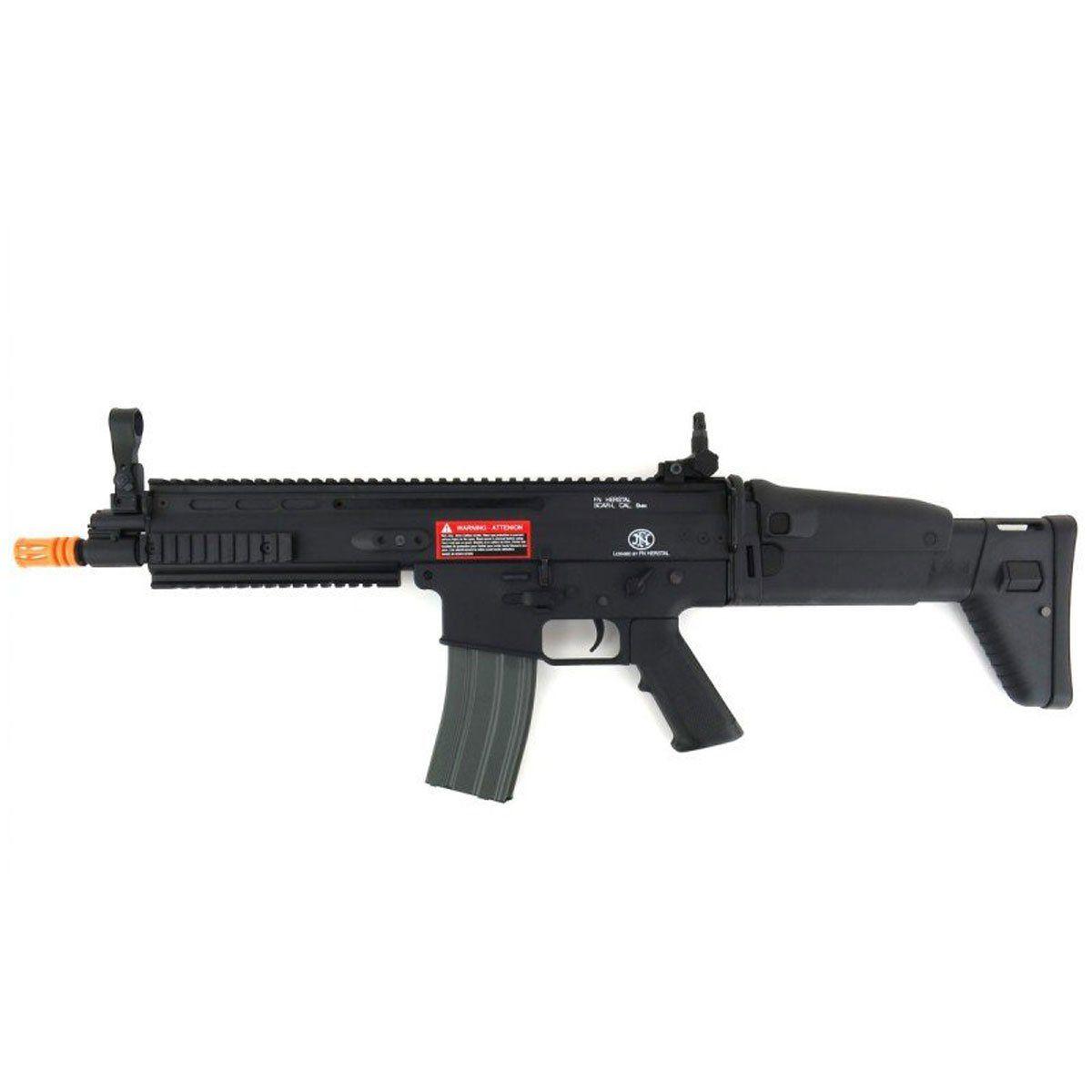 Rifle Airsoft Cybergun FN SCAR-L Tactical Elétrico 6 mm