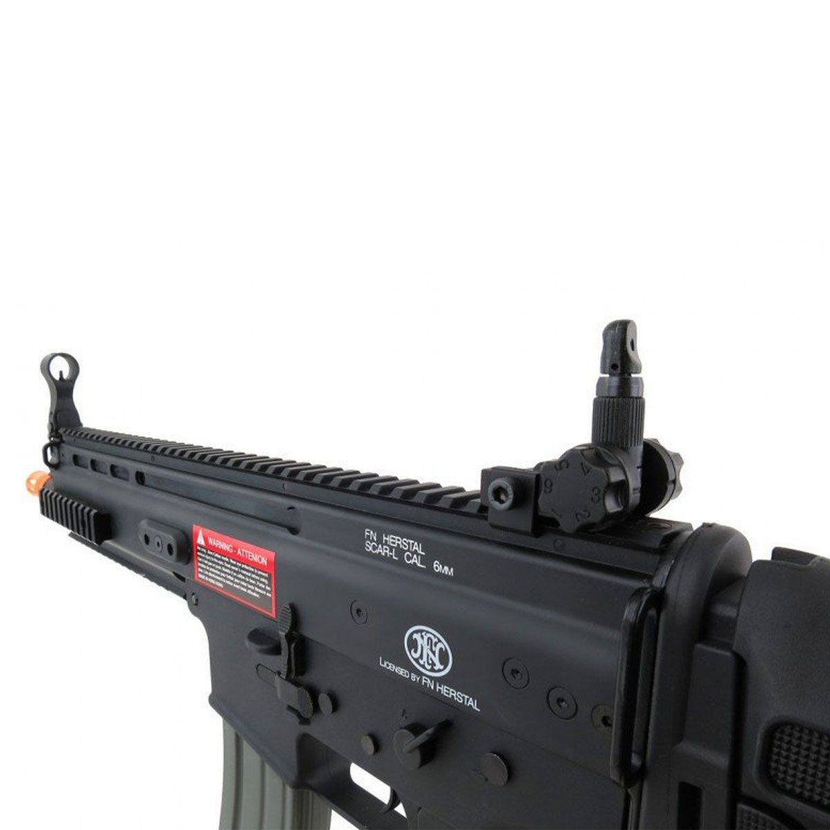 Rifle Airsoft Cybergun FN SCAR-L Tactical Elétrico 6mm