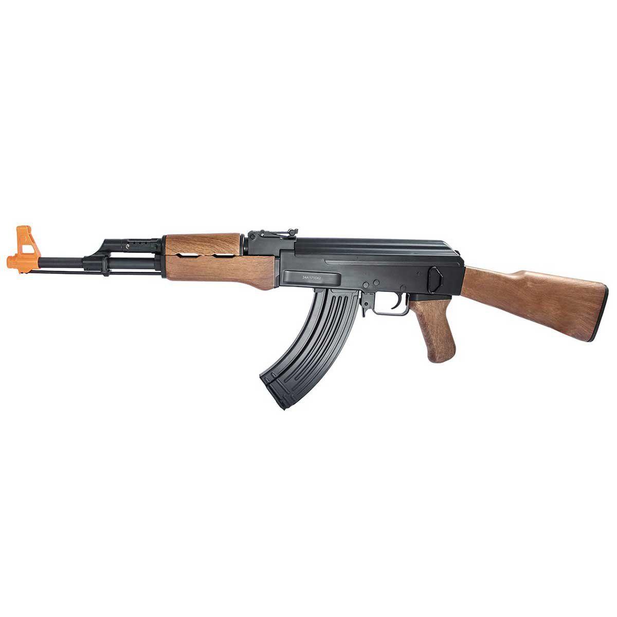 Rifle de Airsoft Cyma AK47 CM522 Elétrico Bivolt 6mm