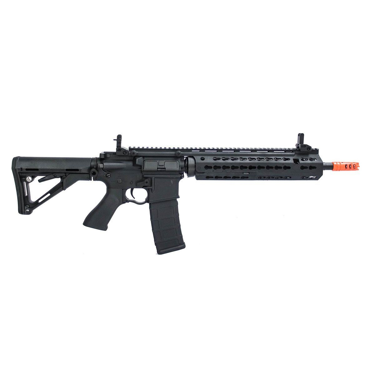 Rifle Airsoft Cyma M4 CM619A Preta Calibre 6mm