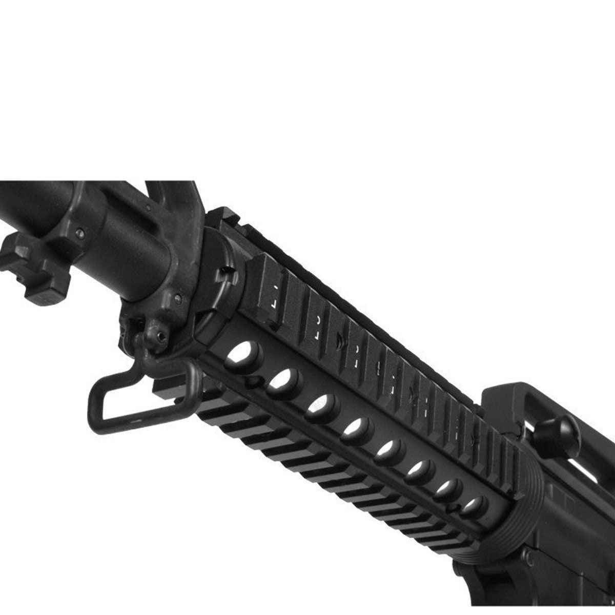 Rifle Airsoft Cyma M4A1 CM007 Full Metal Elétrico Bivolt 6mm