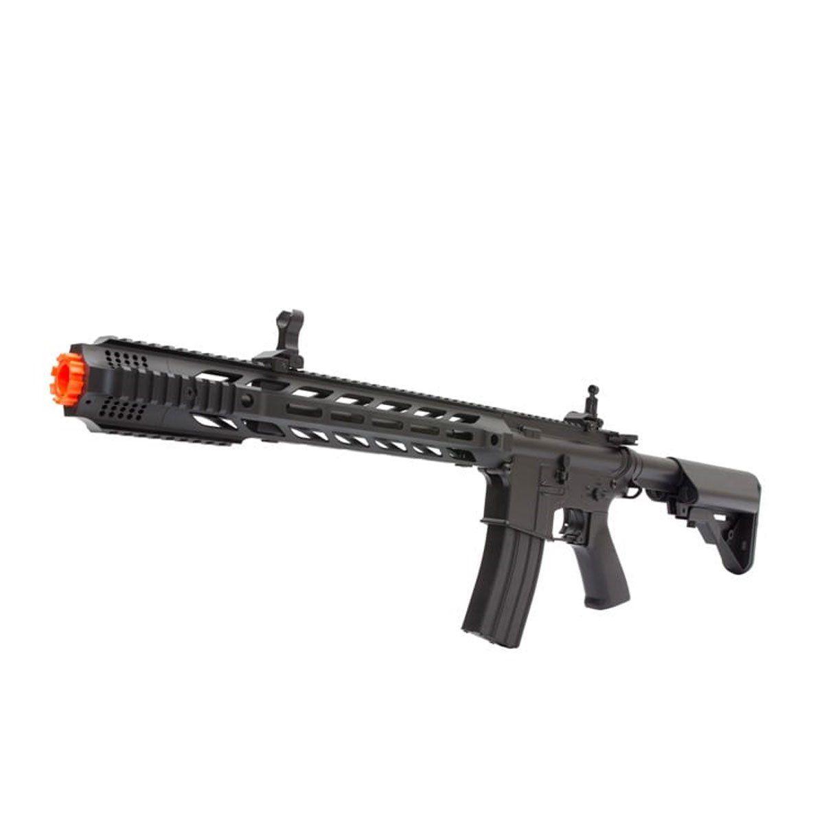Rifle Airsoft Cyma M4A1 CM518 Keymod Elétrico Bivolt - 6mm