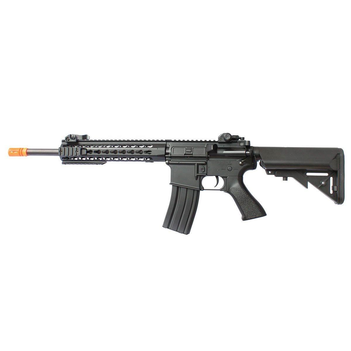 Rifle Airsoft Elet Cyma M4A1 CM515S Gatilho Elet Bivolt 6mm