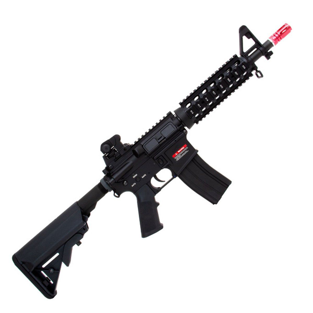Rifle Airsoft Evo M4A1 CQB 302 Full Metal Elétrico